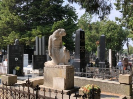 Cemetery serenity