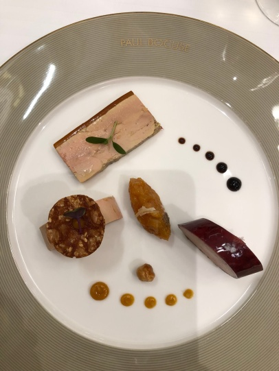 Delice of foie gras