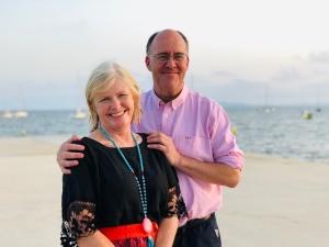 Chrissie & Richard