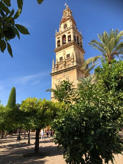 The Tower which was minaret
