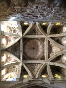 Another intricate baroque ceiling