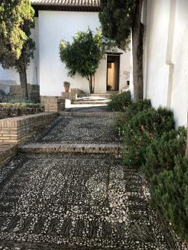 Entrance to Palacio Dar al-Horra