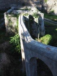 Aquaduct below the Alhambra
