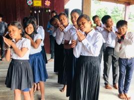 Khmer Frere Jacques 'sleepyhead'