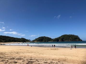 Matapouri beach