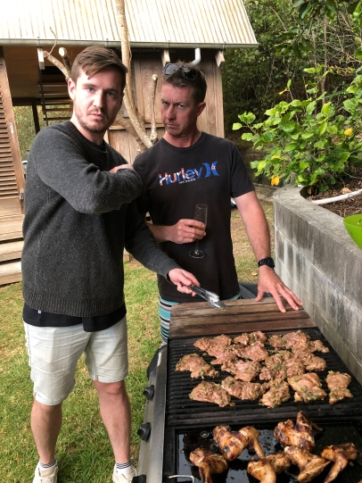 Serious BBQ-ing