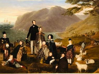 Settler family