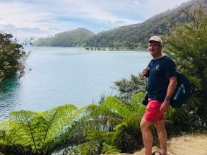 IN Able Tasman national park