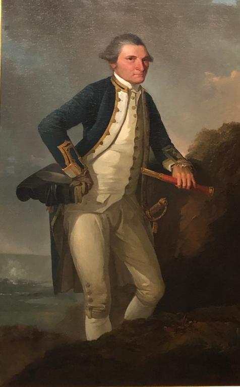 Capt Cooke