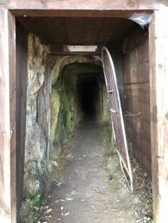 One of the original shafts