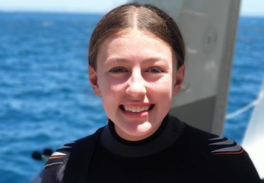 Mia, Maree's Daughter