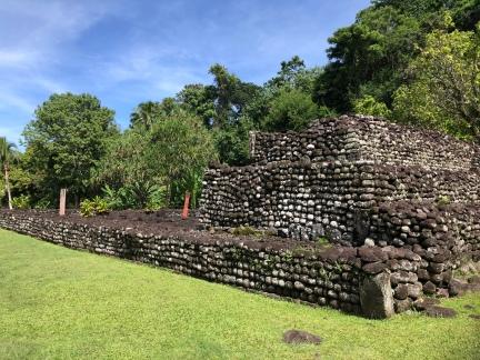 The marae Arahurahu