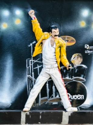 Freddie Mercury - whatever next?