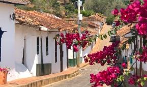 Barichara street