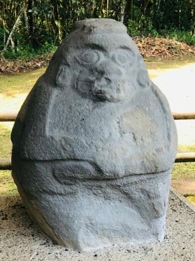 Ape figure