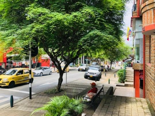 Poblado street