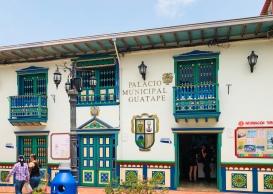 Guatepe municipal buildings