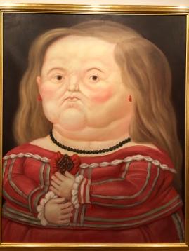 Inspired by Velasquez dwarf in the Prada