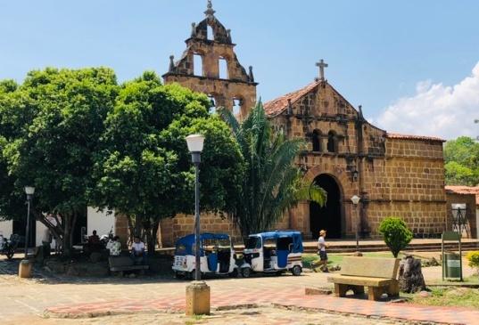Church in Guepe