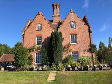 Our B&B Sissinghurst Castle